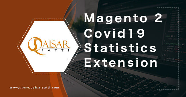 Free Magento 2 COVID-19 Live Statistics Extension