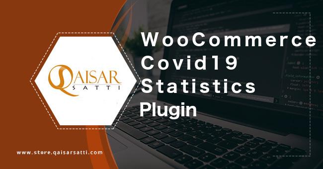 WooCommerce COVID-19 Live Statistics plugin